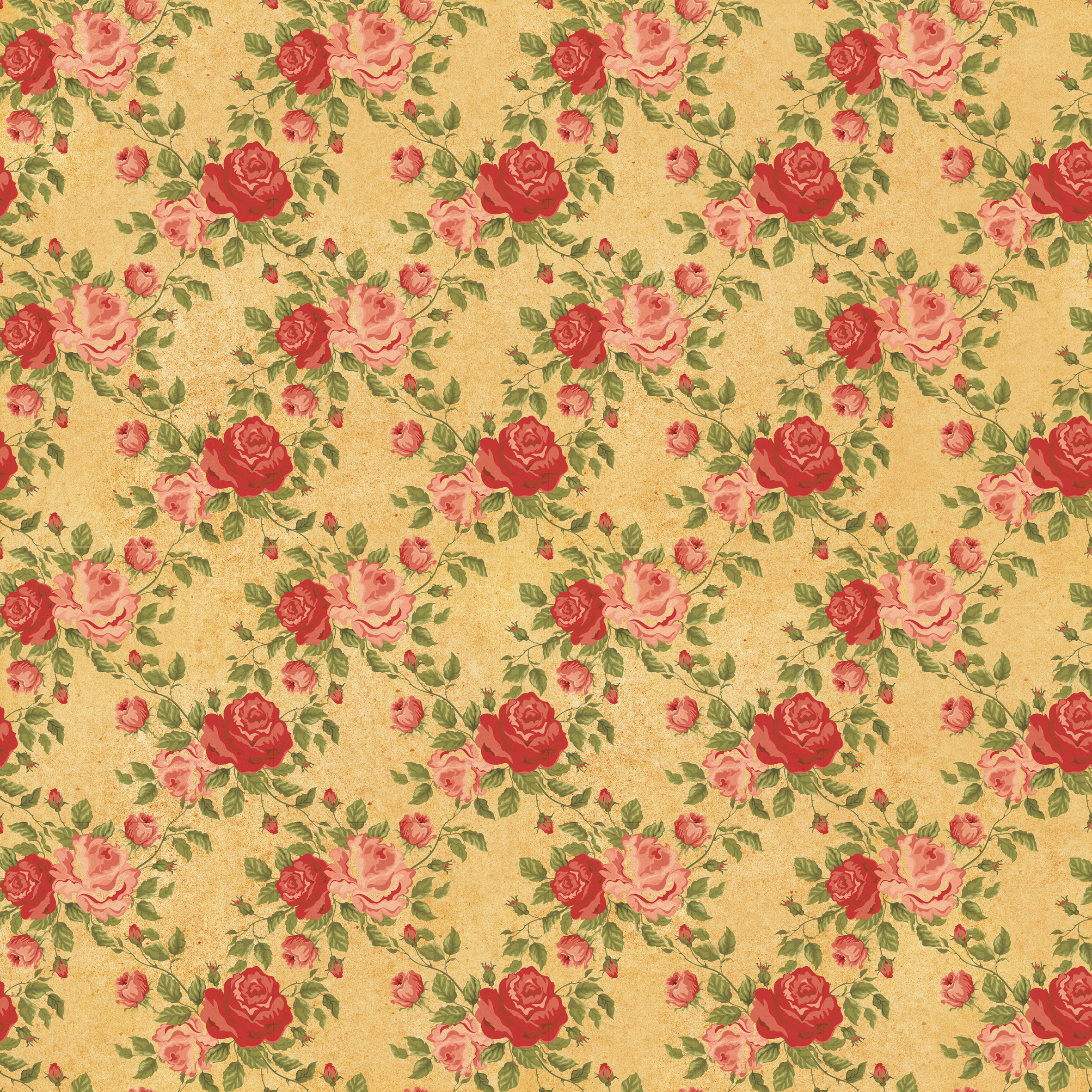 about floral vintage patterns - photo #33