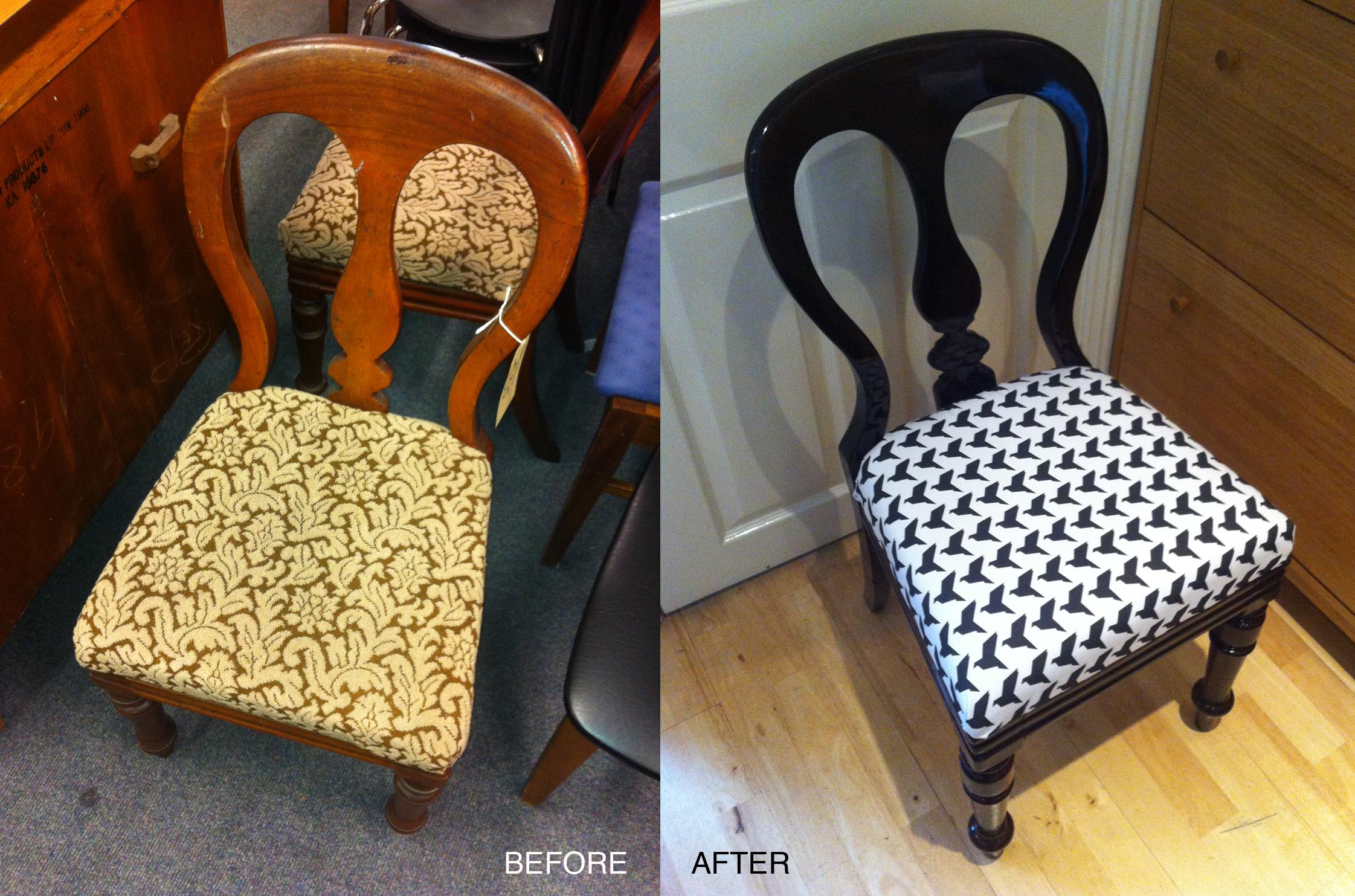 Ремонт и реставрация стула своими руками: полезные советы 40