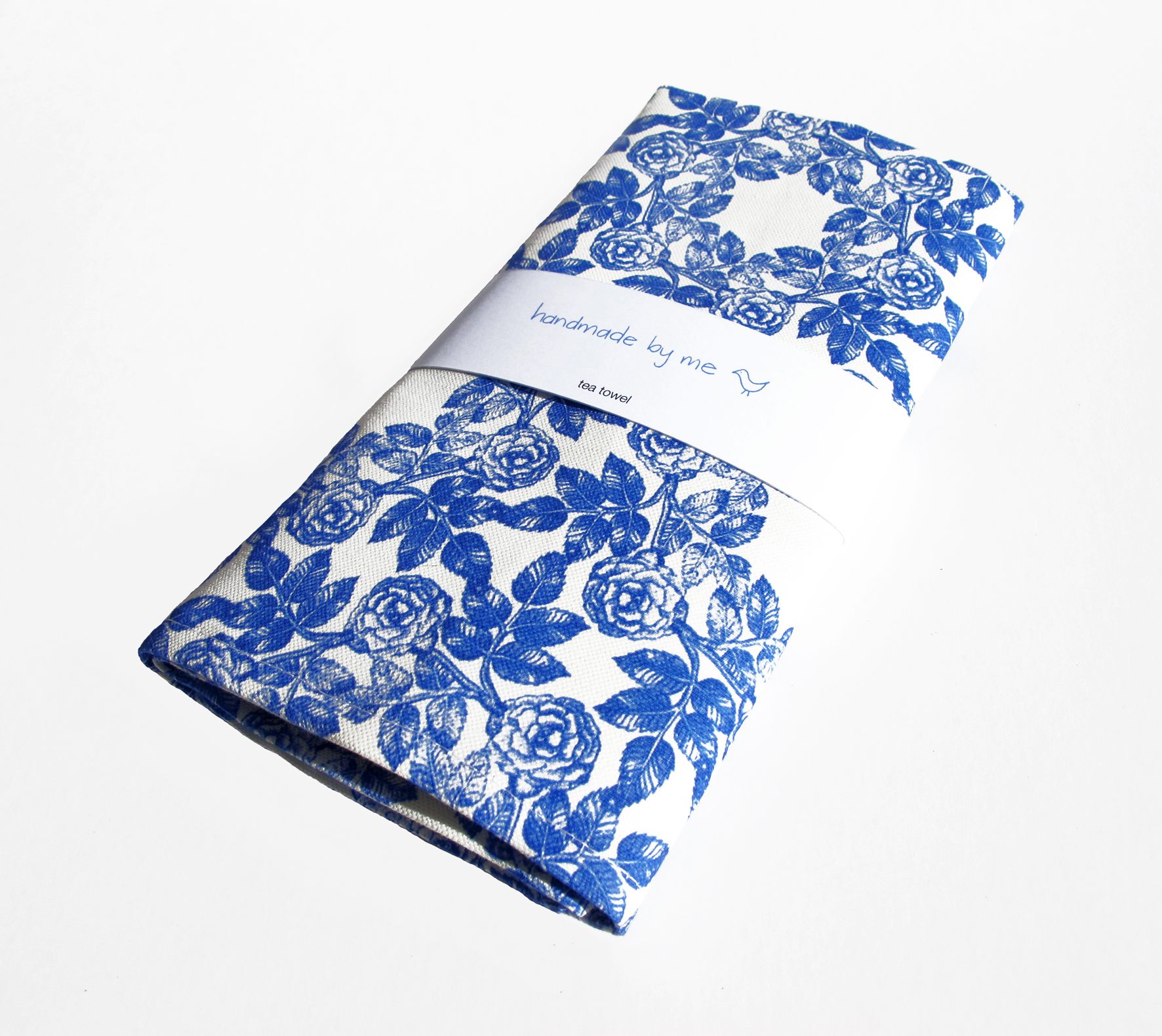 Pretty Proteas Tea Towel