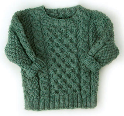 Knitted Jersey Patterns : aran knit handmade by me