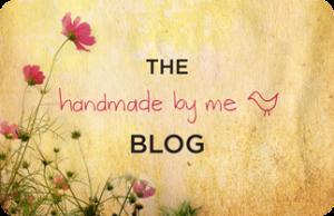 handmade by me blog