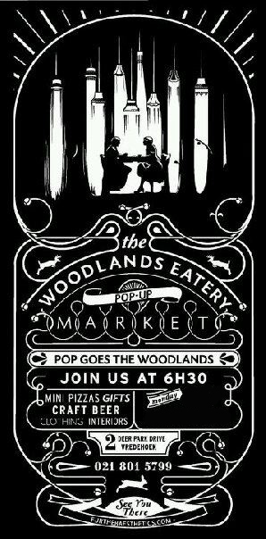 Woodlands Blank date