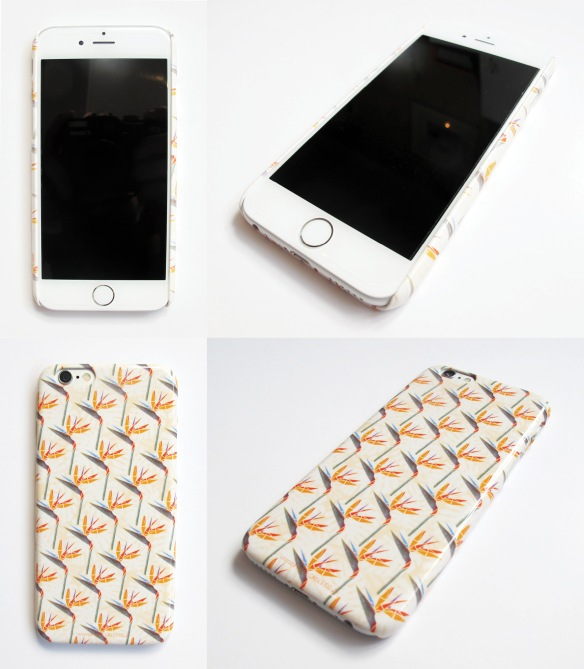 phone cover iphone strelitzia photos