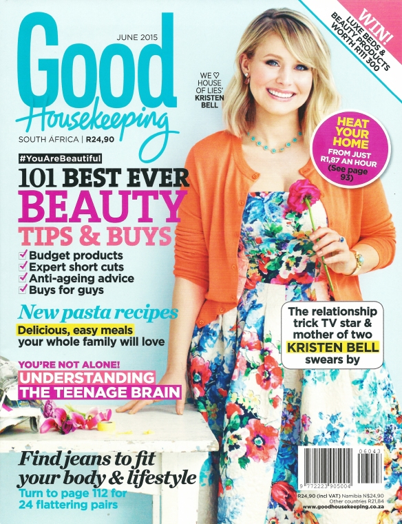 good housekeeping june 15