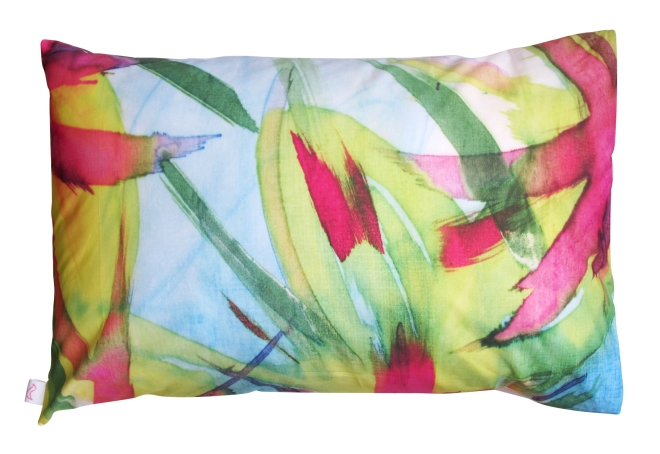 FeistyFloralBlue_Pillowcase
