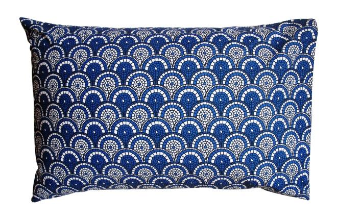 MidnightBlueMosaic_Pillowcase