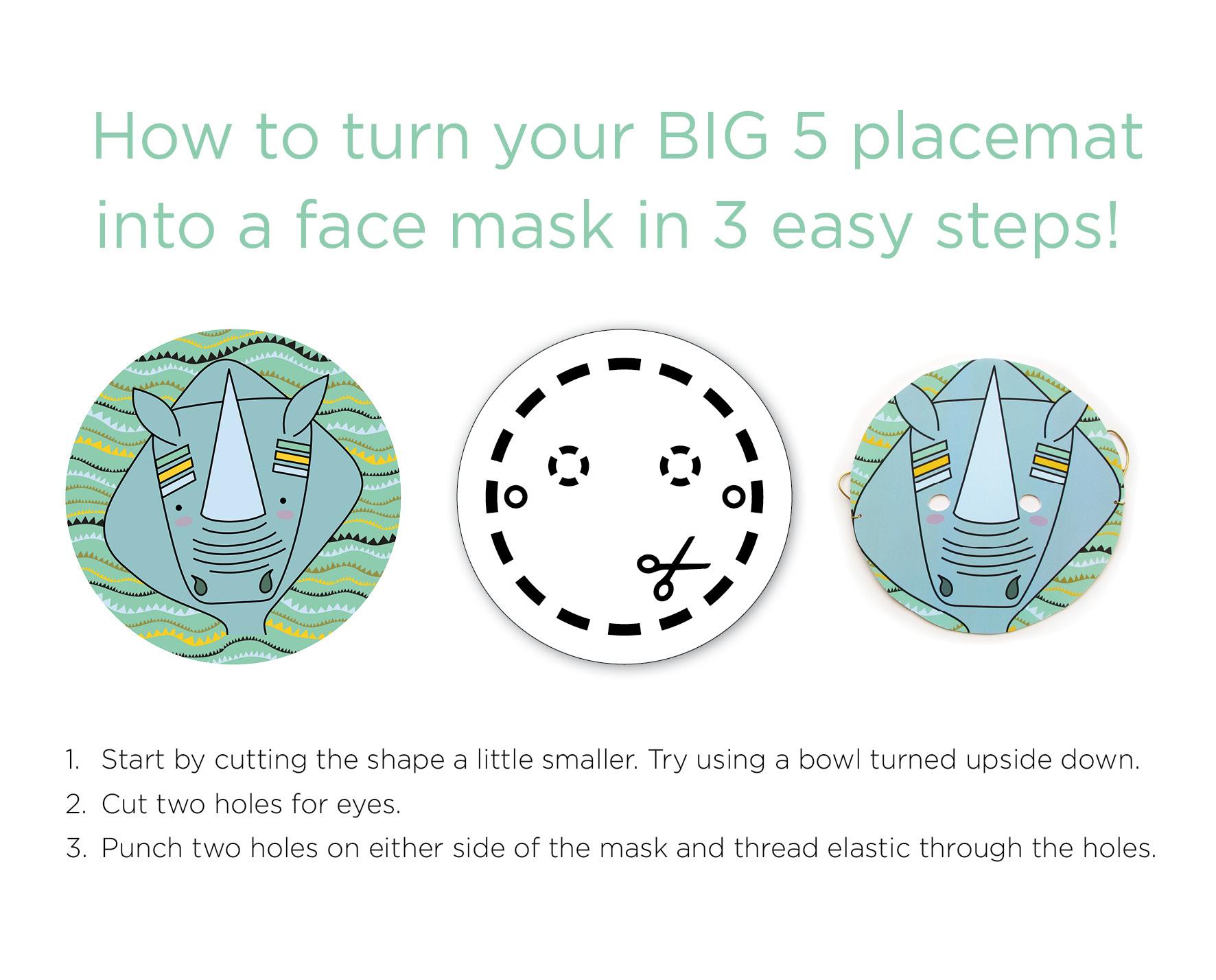 Big5_Placemats_Instructions_Rhino