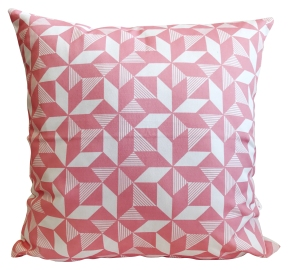 GeoPink_CushionCover
