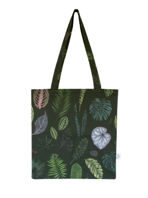 FoliageOnGreen_ToteBag