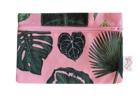 FoliageOnPink_Purse_F