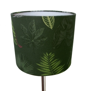FoliageOnGreen_Lampshade_Small1