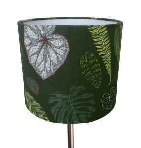 FoliageOnGreen_Lampshade_Small2