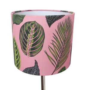 FoliageOnPink_Lampshade_Small2